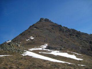 L'Arbella dall'Alpe Marmo