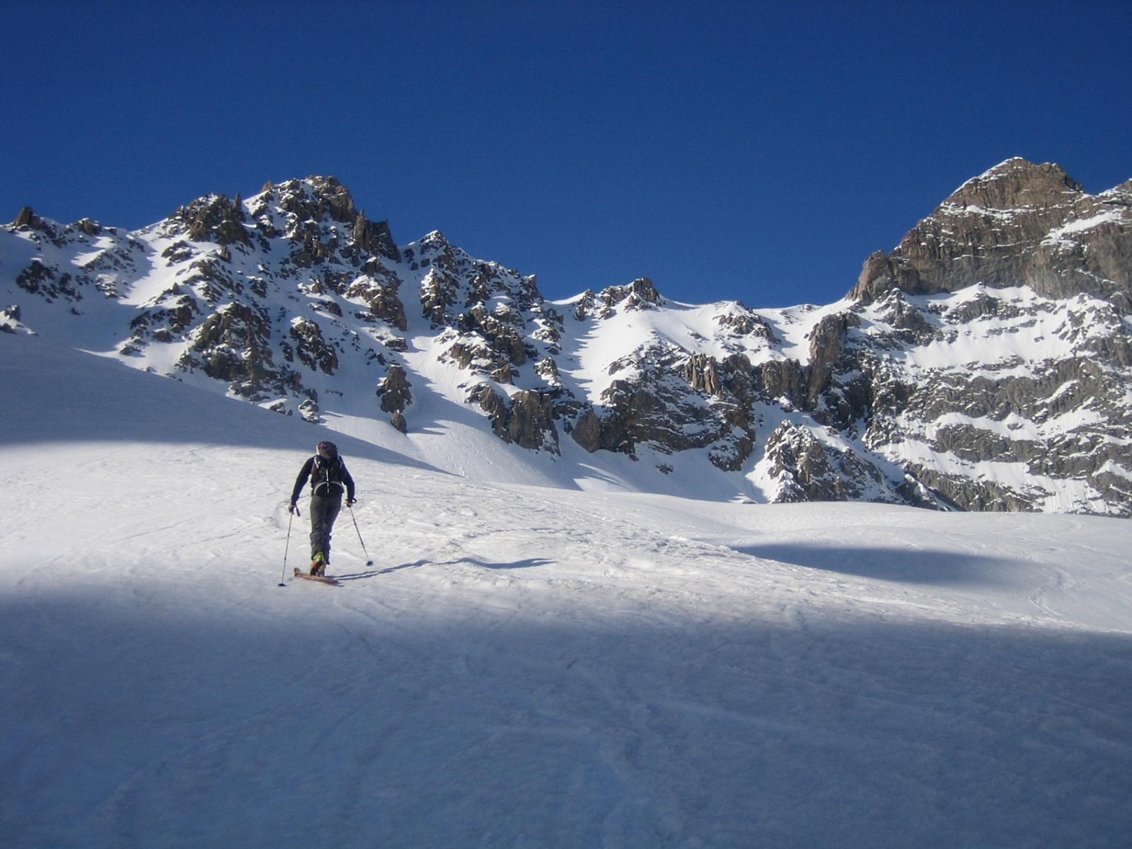 i dossi dei Prati Murtier 2200 m.