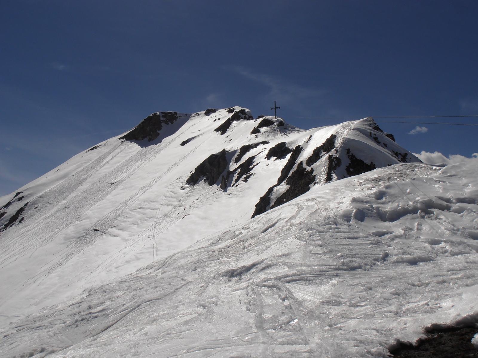 03 - dal colle verso la Rochere de Pierre d'Arbine