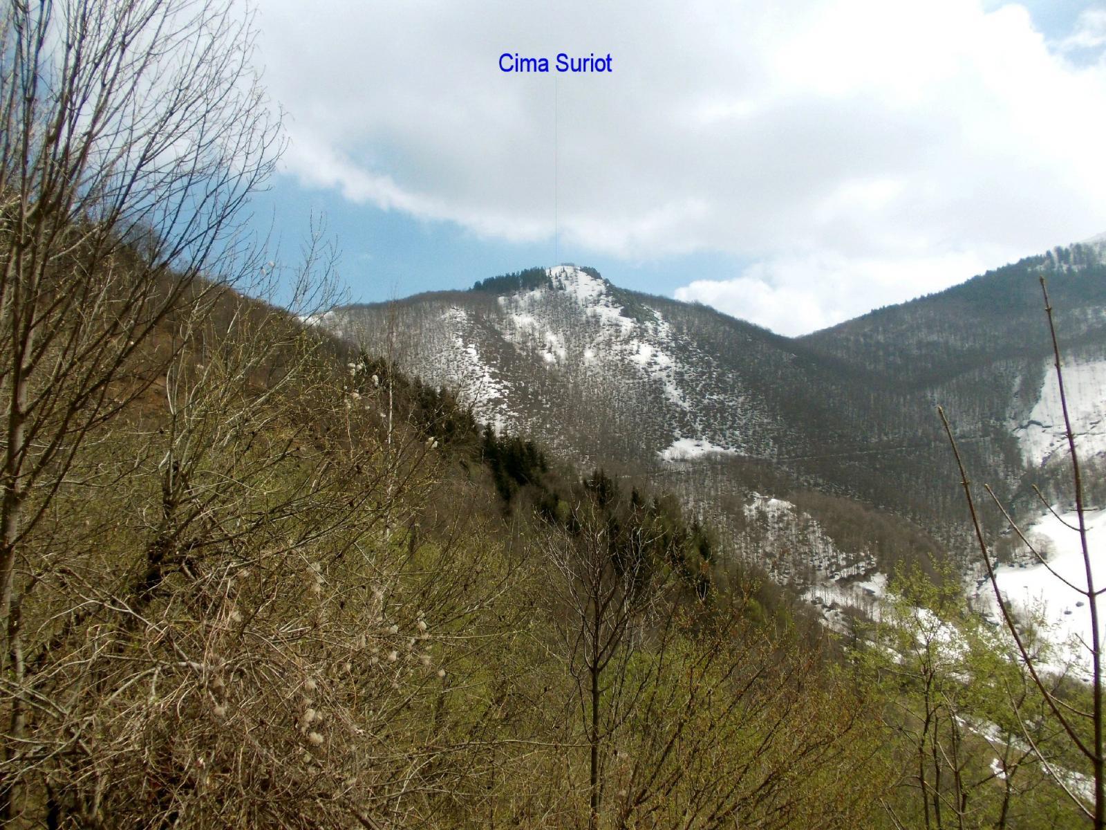 la cima Suriot