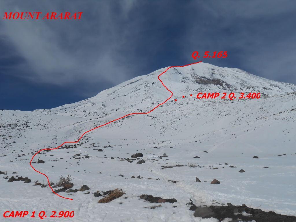 percorso da campo 1