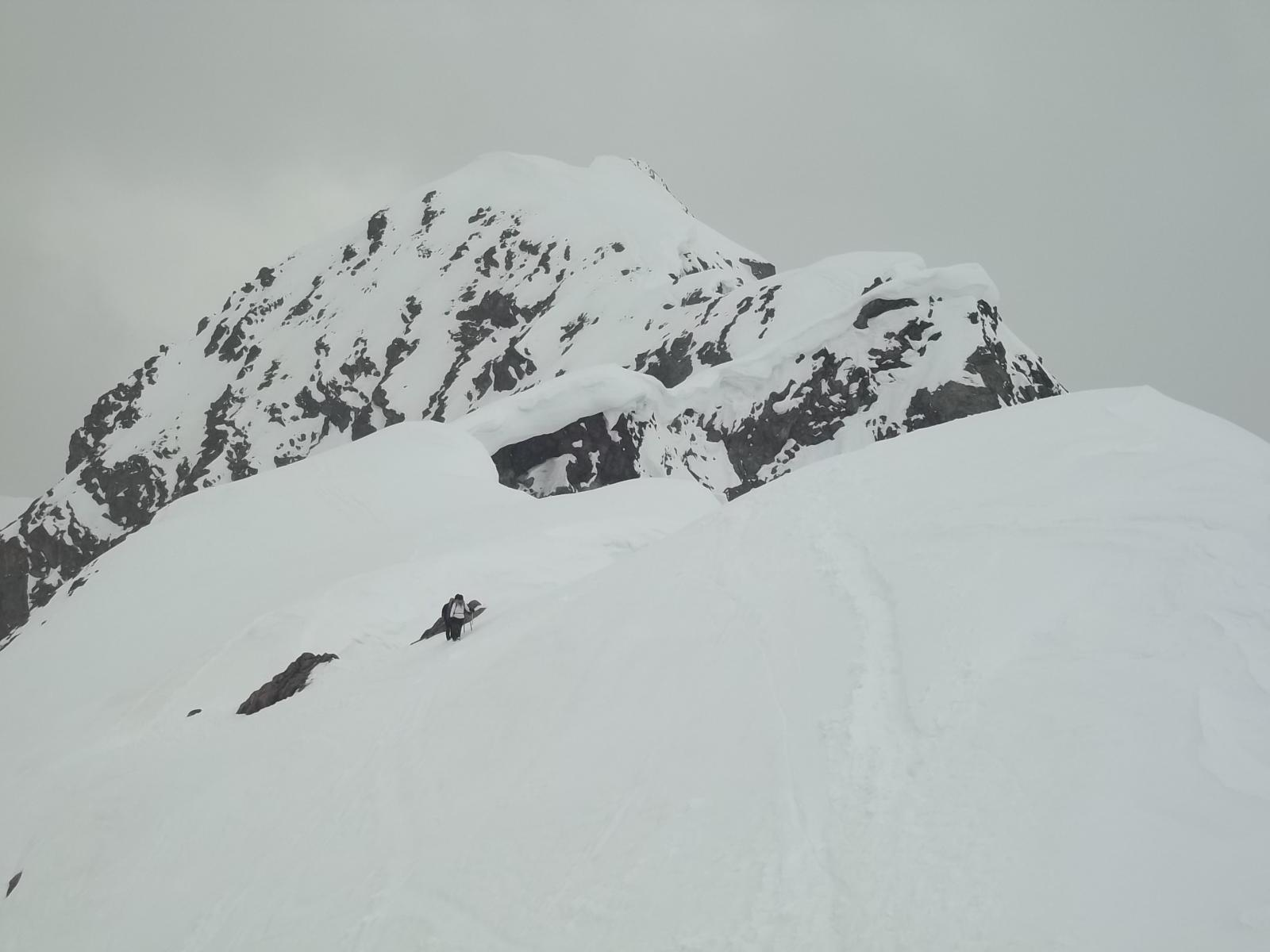 cresta alpinistica