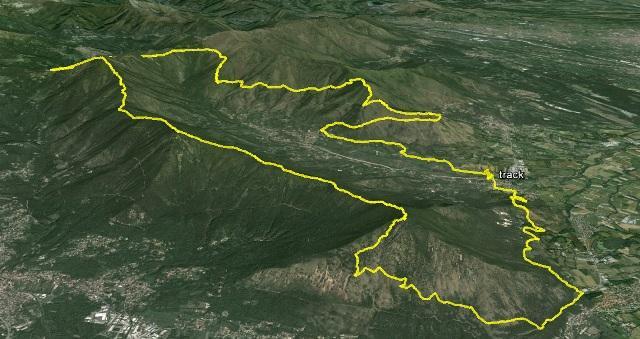 Maratona alpina Val della Torre 2014-04-13