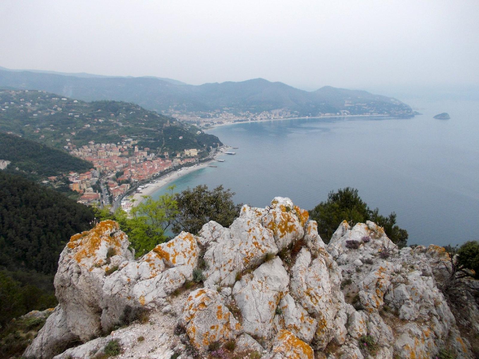 Monte Capo Noli