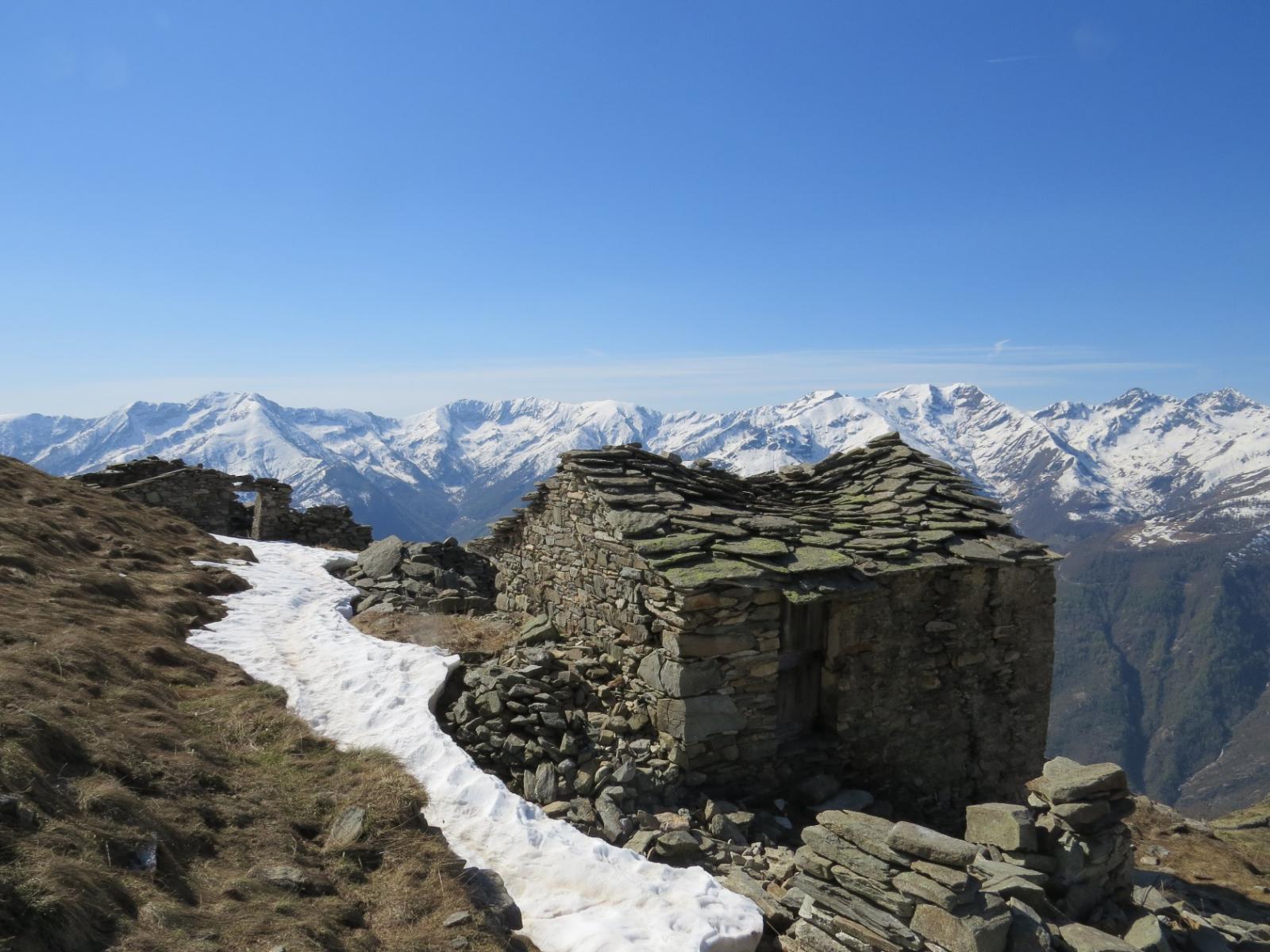 Alpe La Croce
