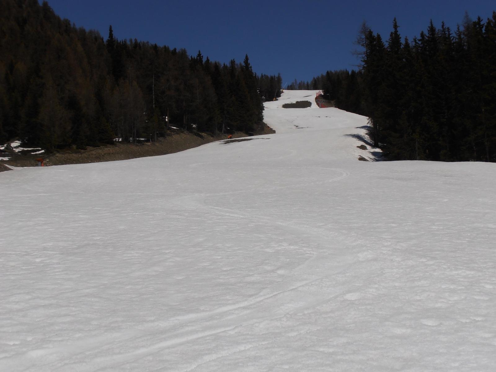Torgnon Ski area 2014-04-16