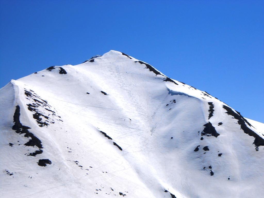 Mondolè (Monte) da Artesina, anello per Cima Durand e Colla Rossa 2014-04-17