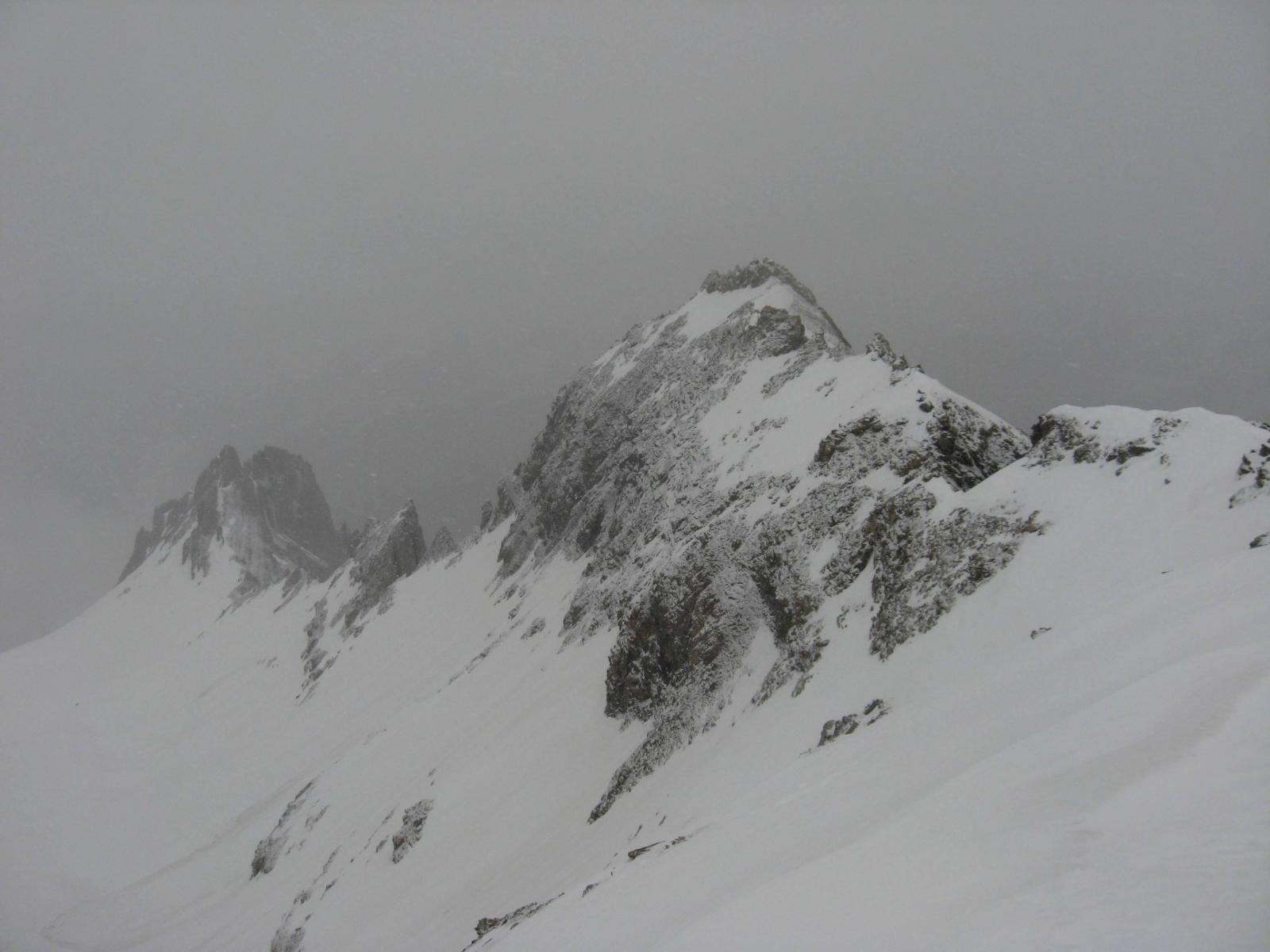 Cresta tra Vallone/Vallonet