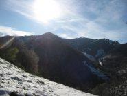 Panorama dal colletto Fornelli
