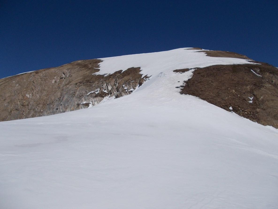Mittaghorn (la cima)