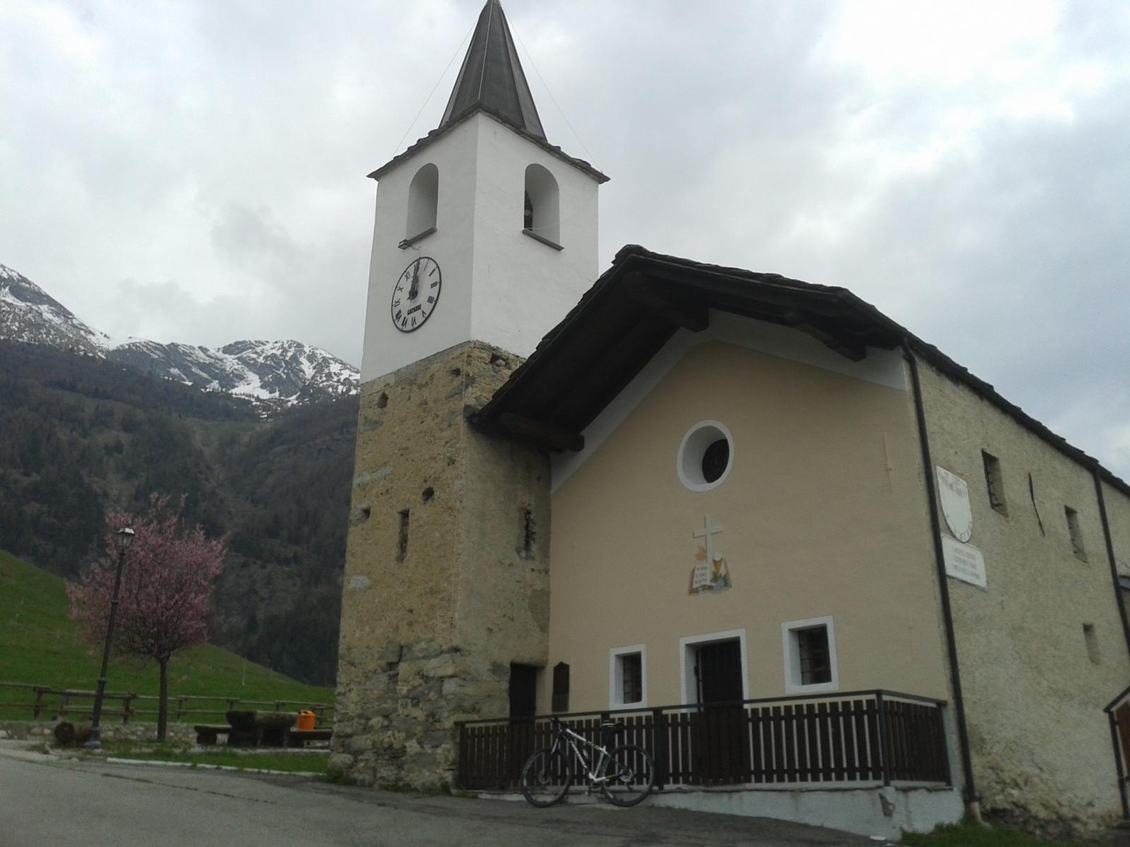 chiesetta di Blavy