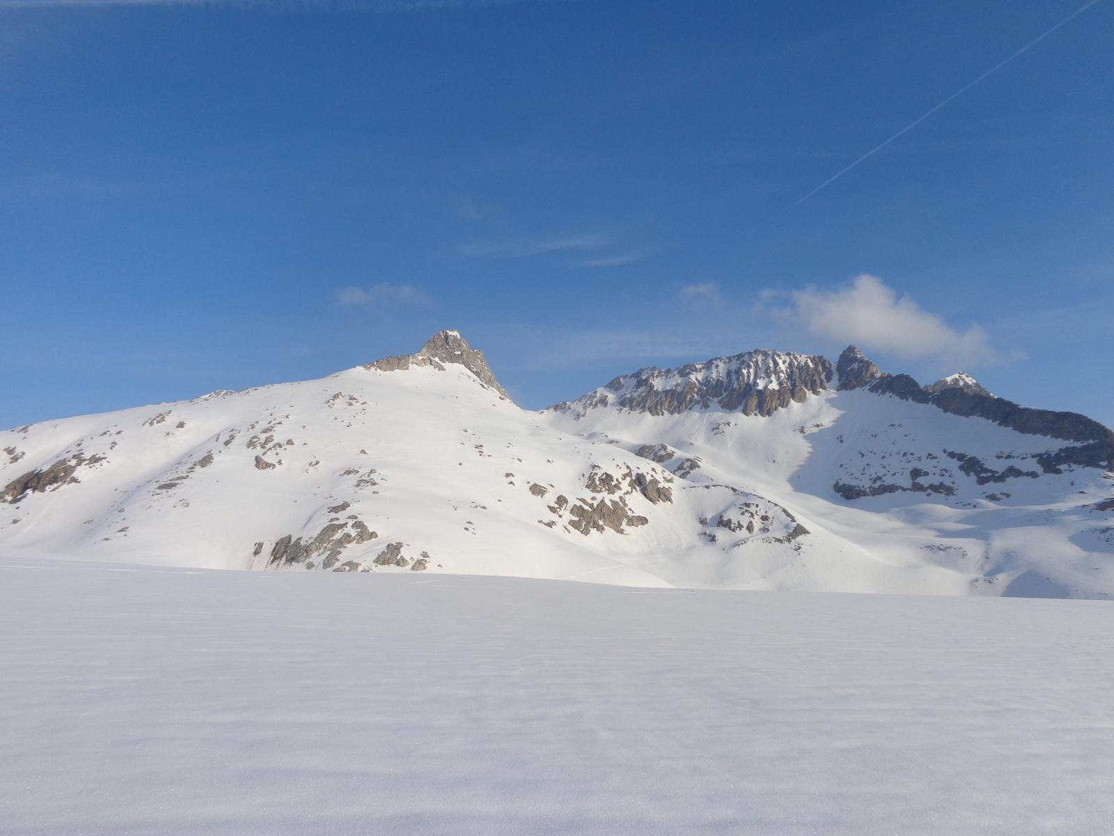 lungo il ghiacciaio