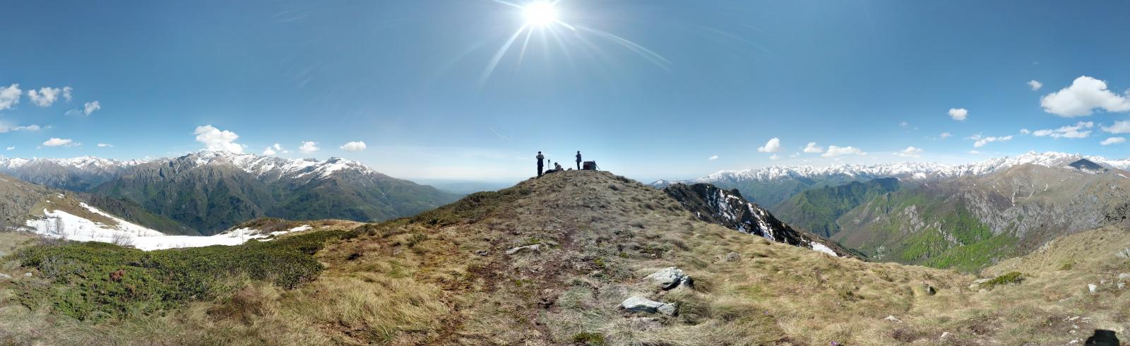 panoramica 360°