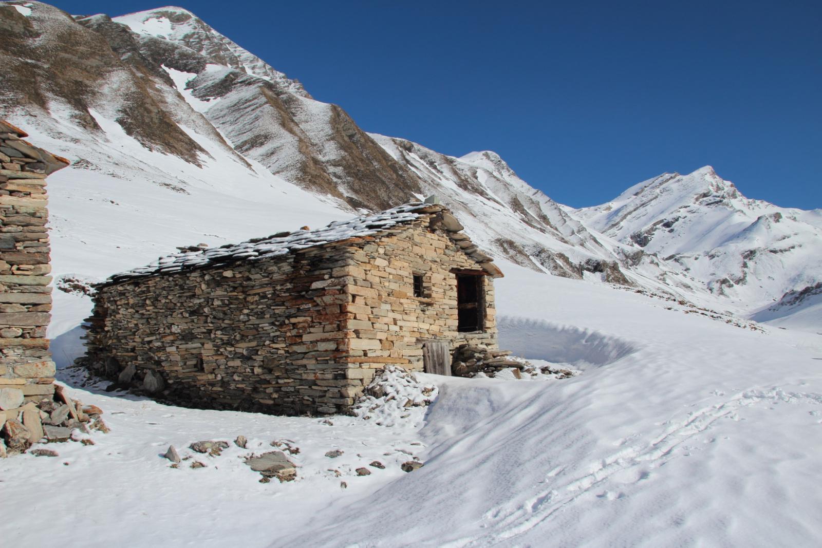 Grange del Chiot m. 2420