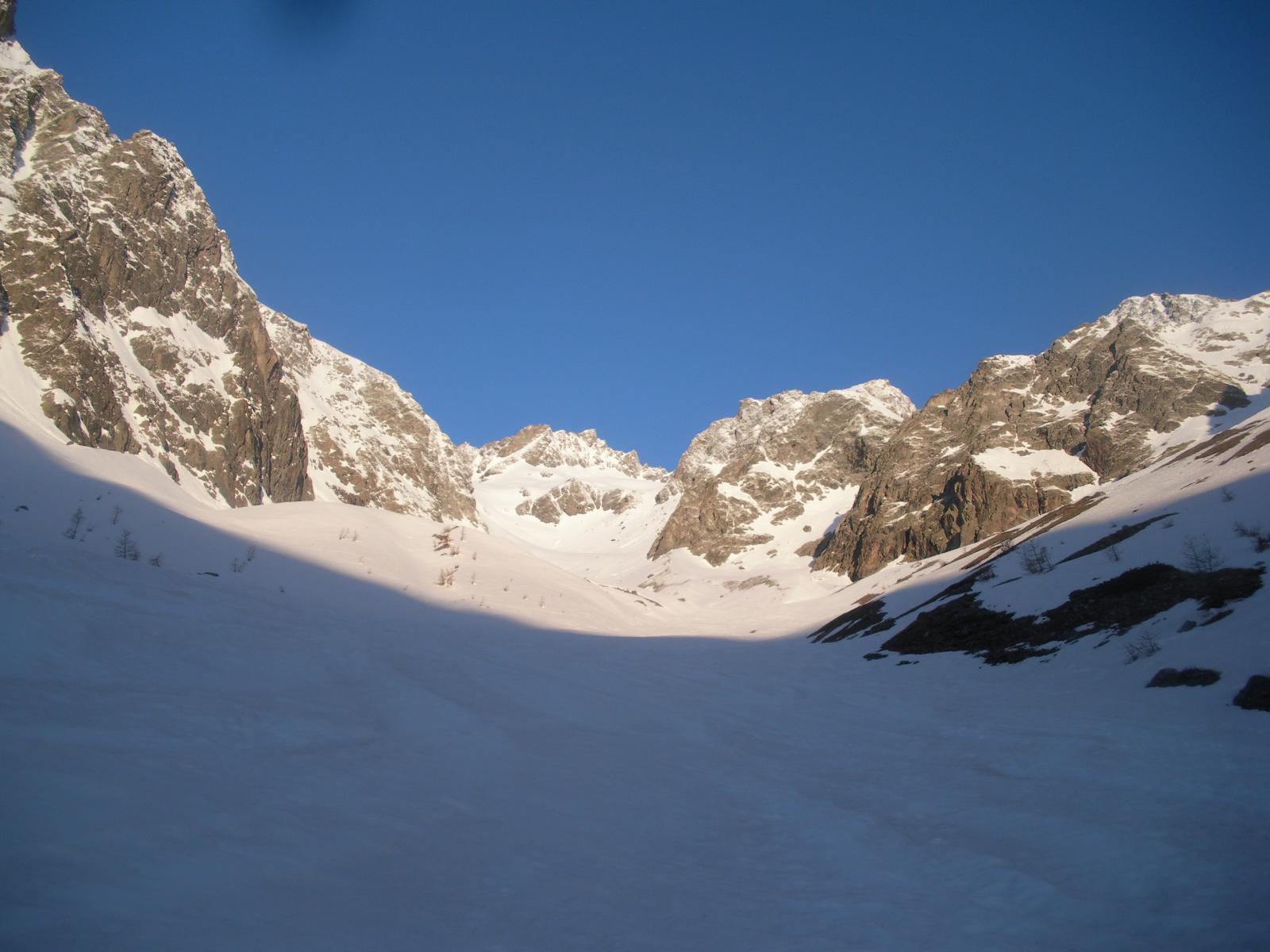 Il vallone del Gran Tabuc..parte centrale..