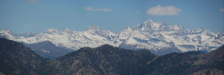 Le vette della Valle di Lanzo