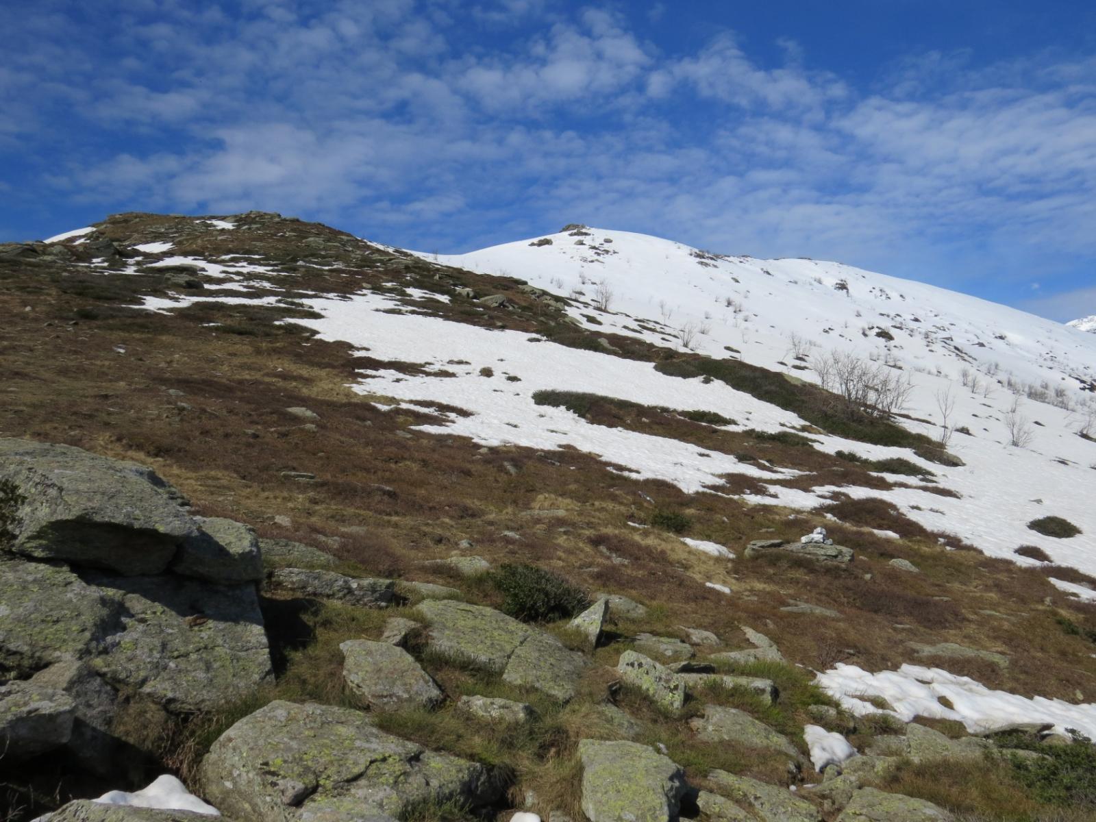 Monte Lion, versante Nord-Est