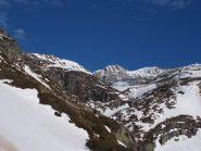 La Val Mondelli e il Pizzo Antigine (Spechhorn)