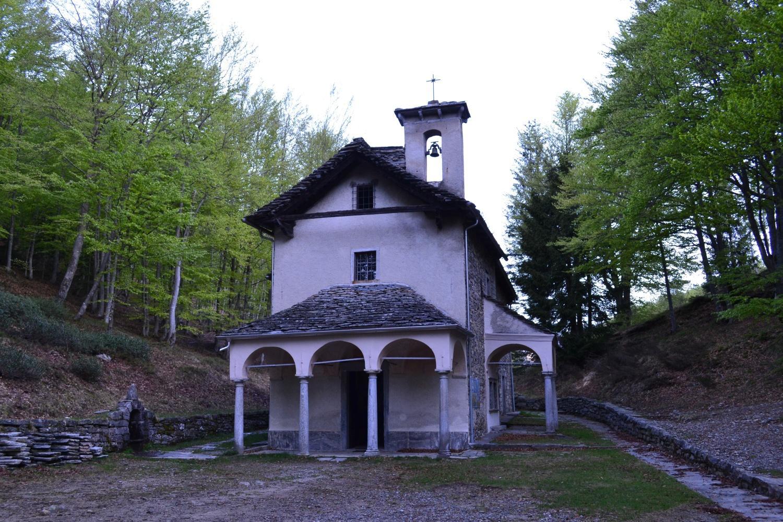 Madonna della Segna (1166 m)