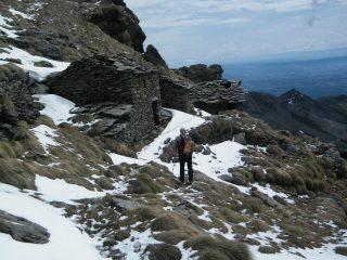 L'Alpe Turinetto al ritorno
