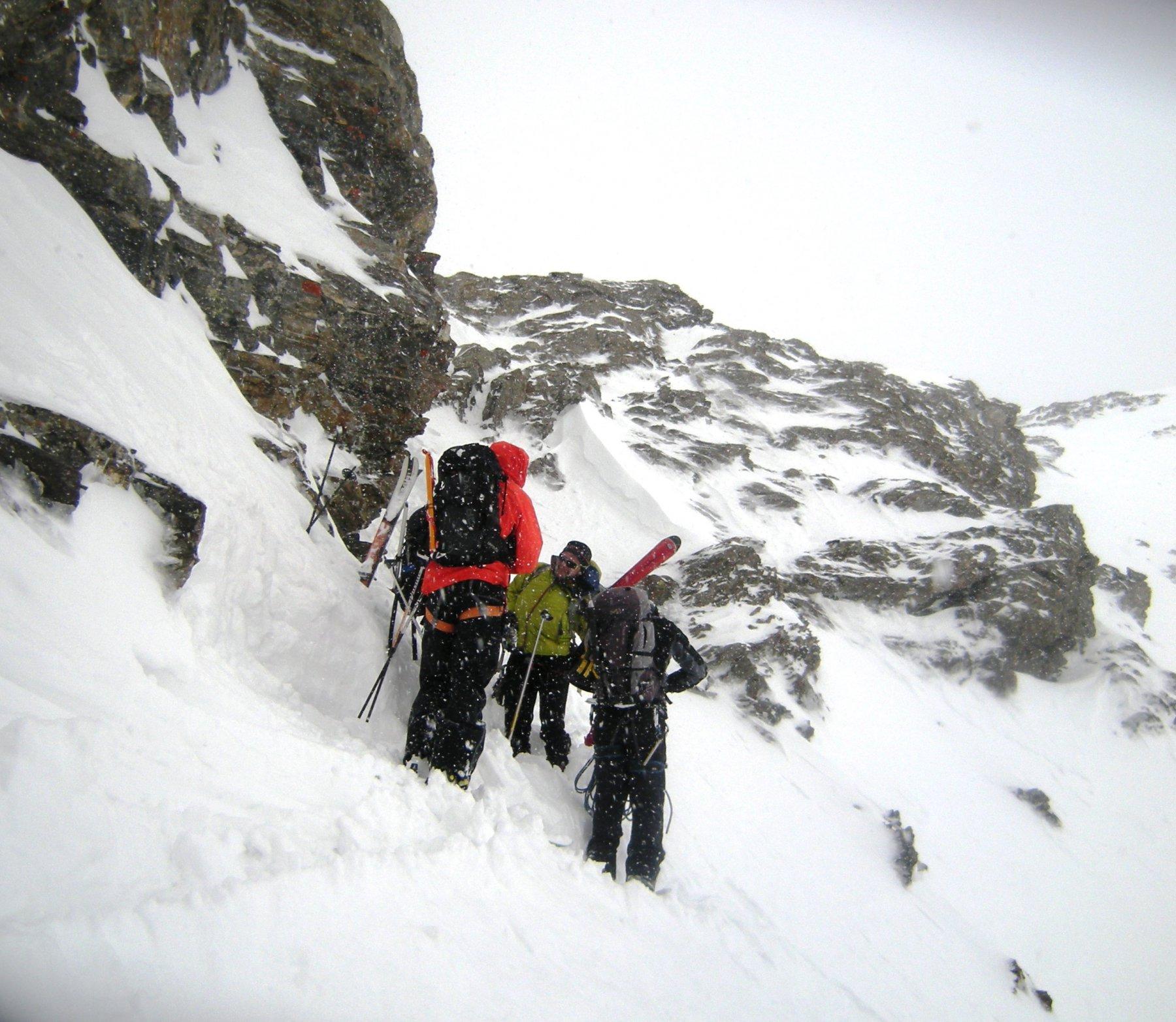 calata dal Gumachi Pass