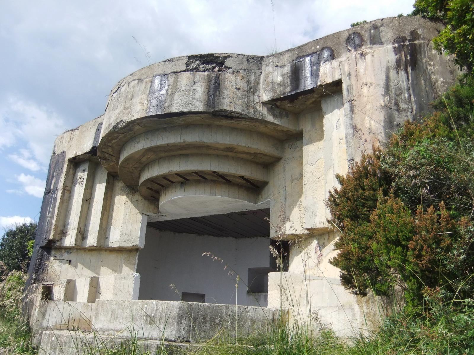 Bunker cannoniera  1