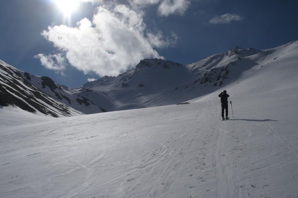 Controllo delle condizioni neve e decisione