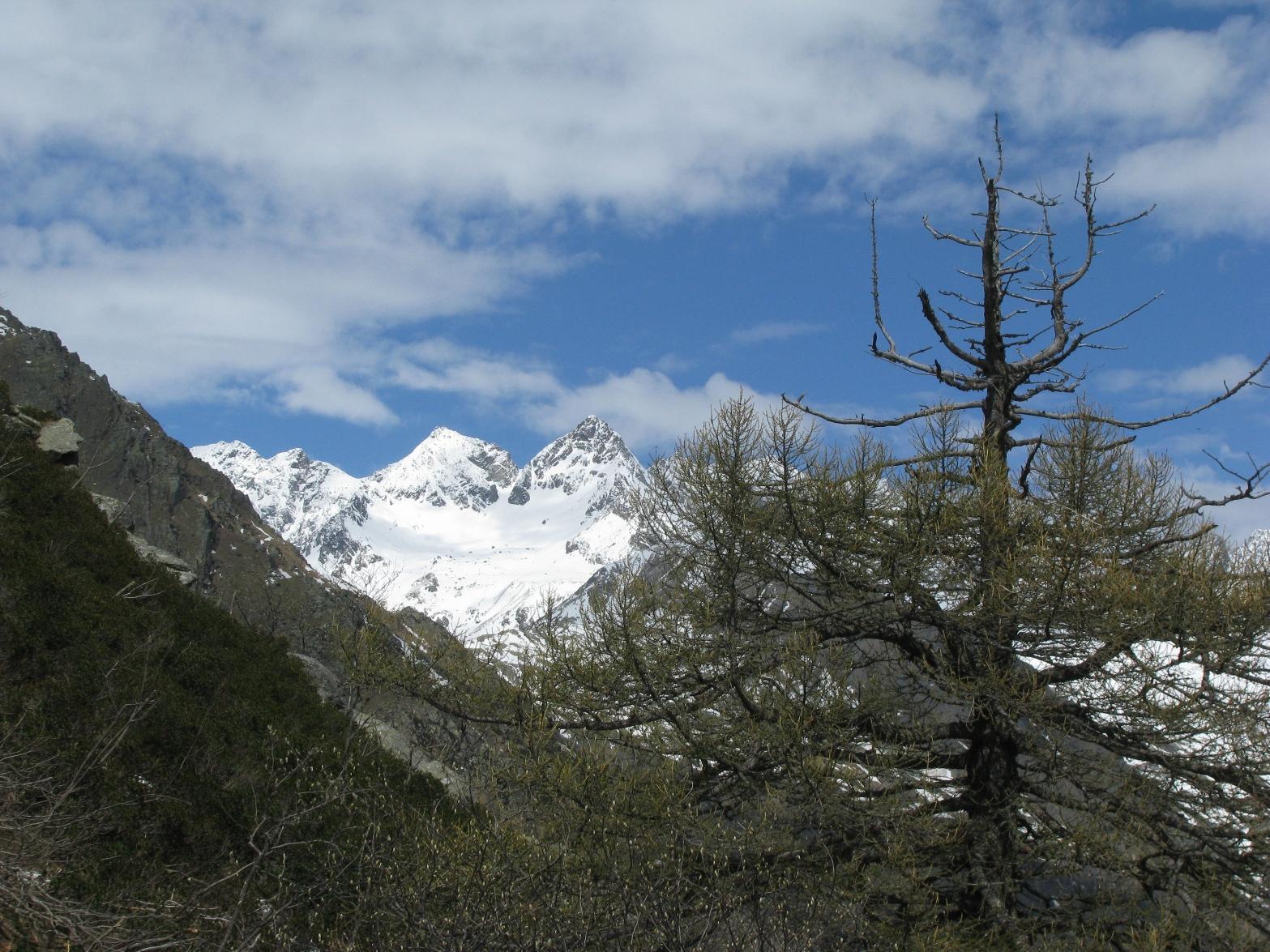 Monveso e Roccia Azzurra