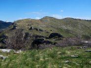 Monte Armetta dal Monte della Guardia