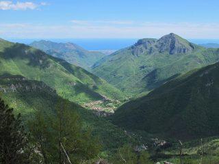 Val Pennavaire e Monte Castell'Ermo