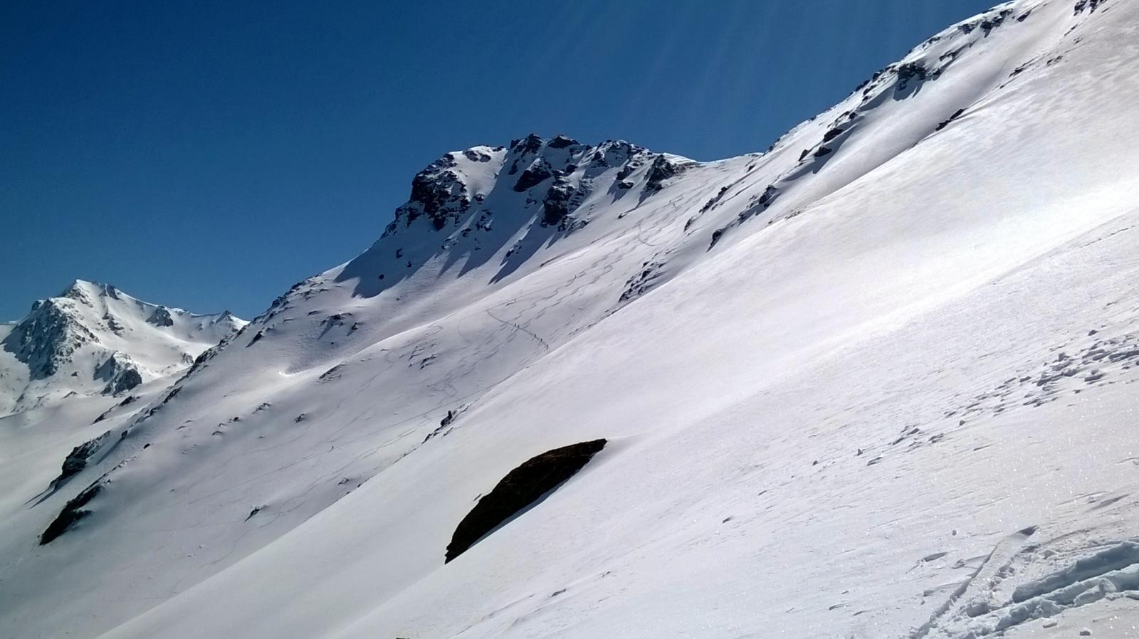 La punta Valfredda