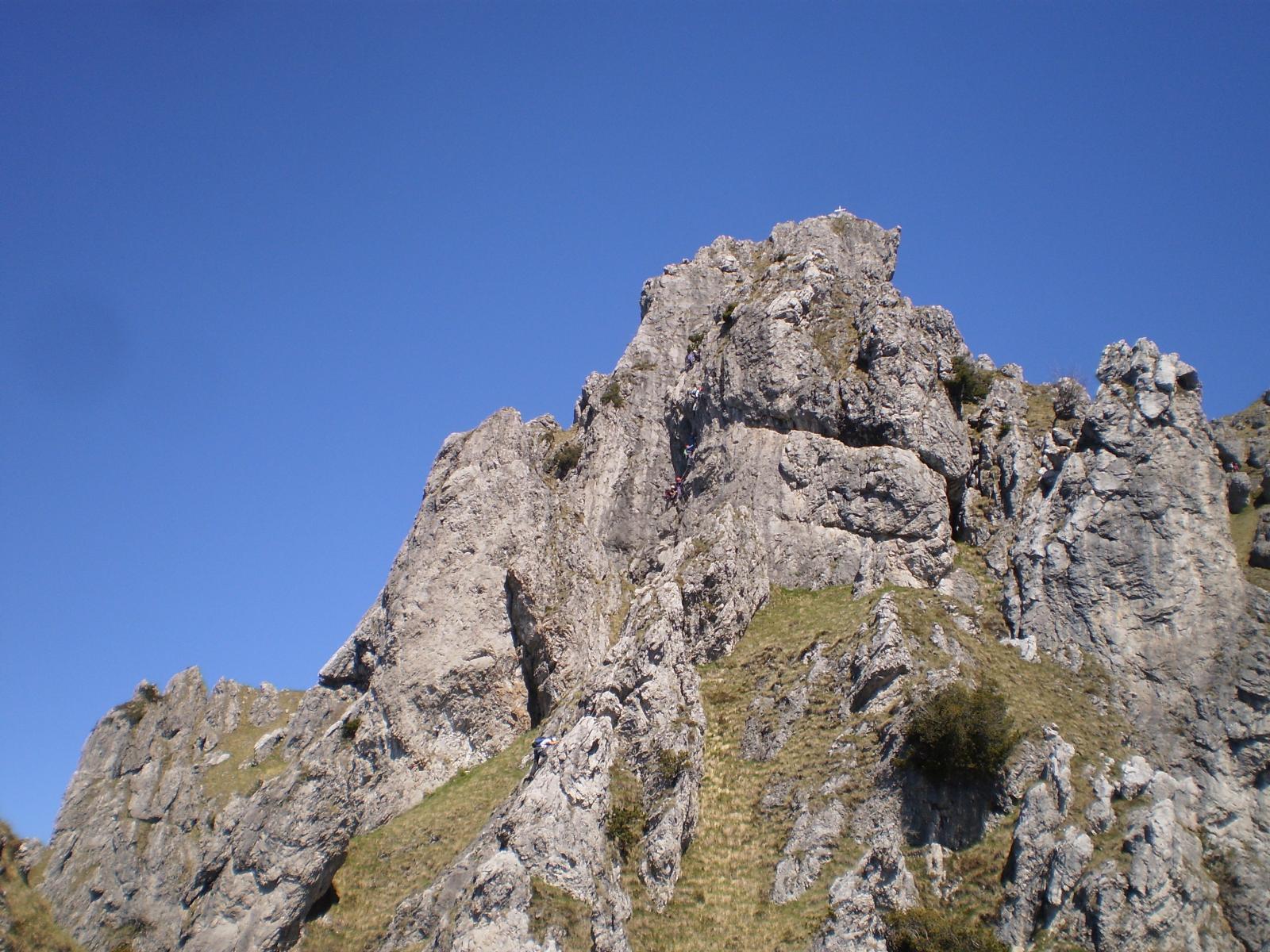 ultime torri prima della cima