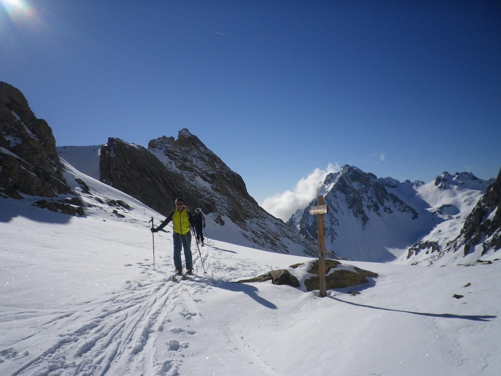 A spasso per montagne splendide