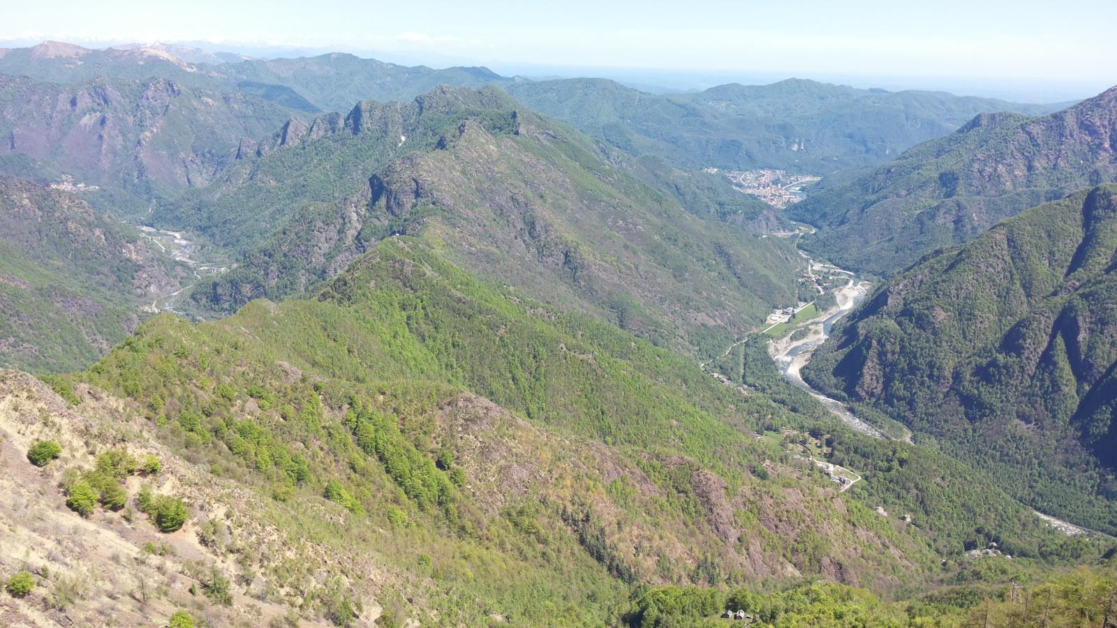 le valli del Sesia e del Mastallone