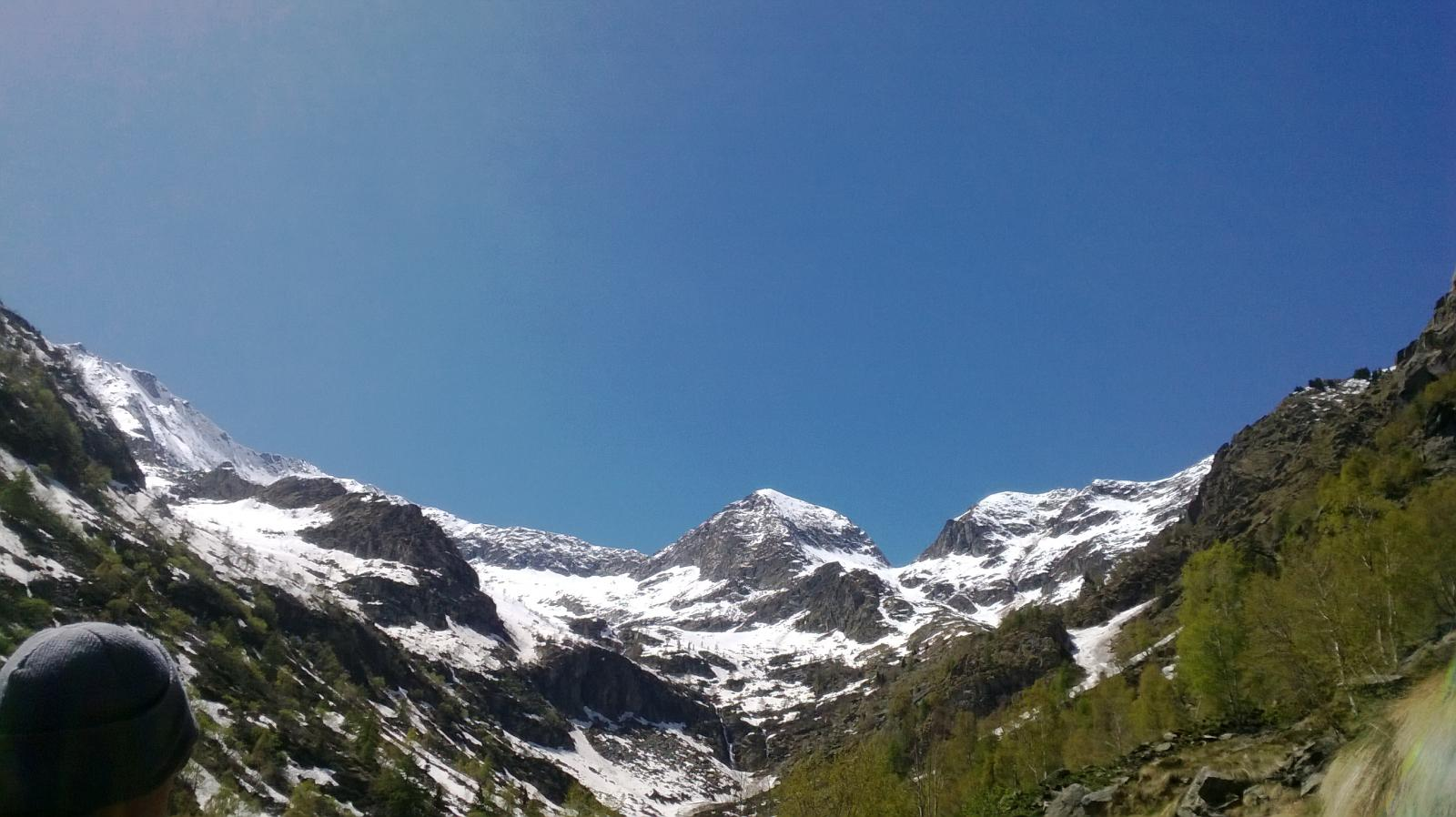 La stupenda Valle Cervo.