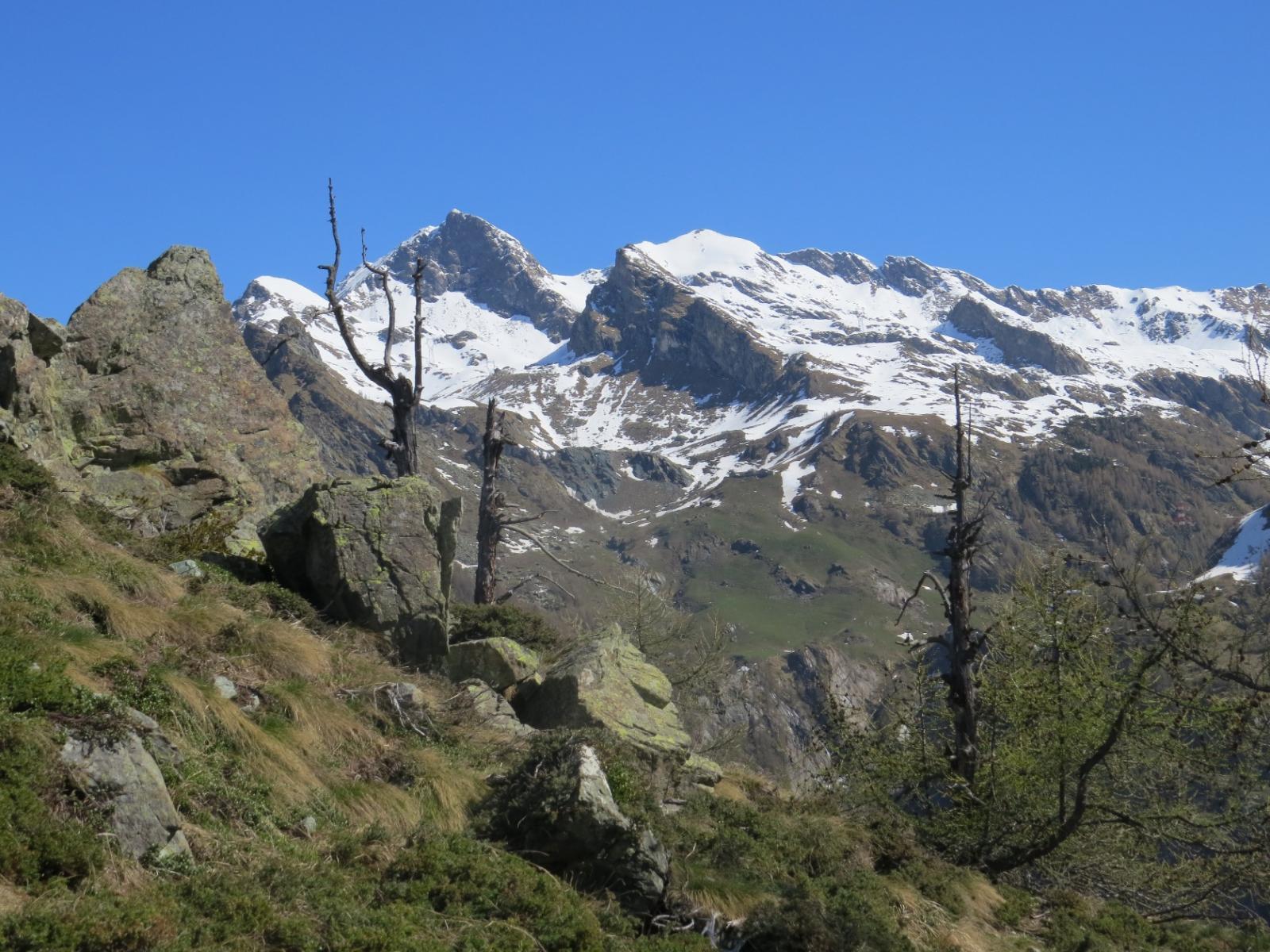 Monte Nero e Monte Santanel