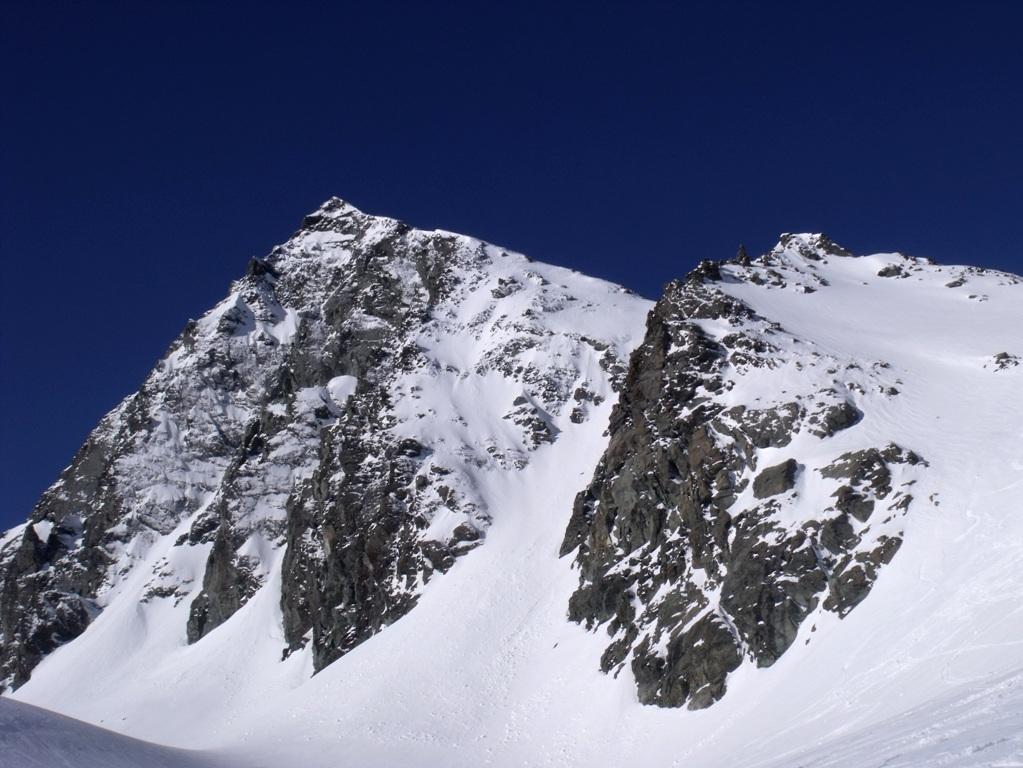 Punta Maria vetta alpinistica