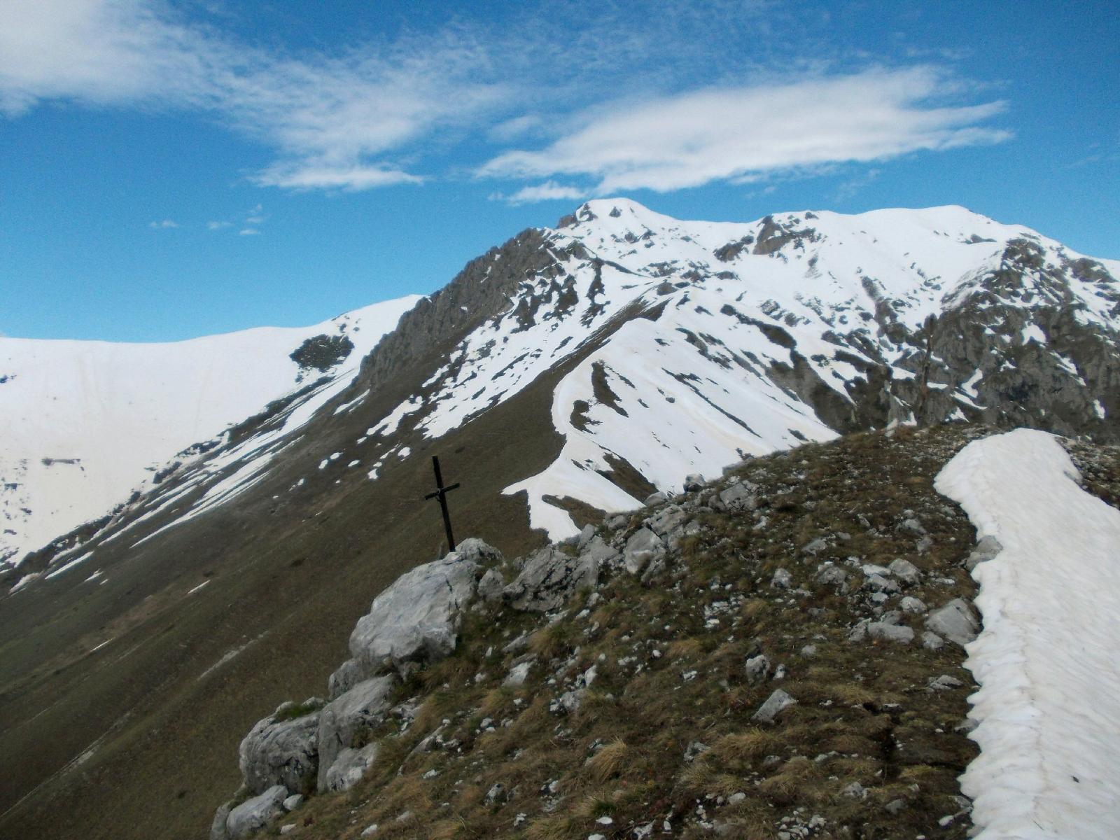 Croce (Monte la) da Palanfrè 2014-05-07