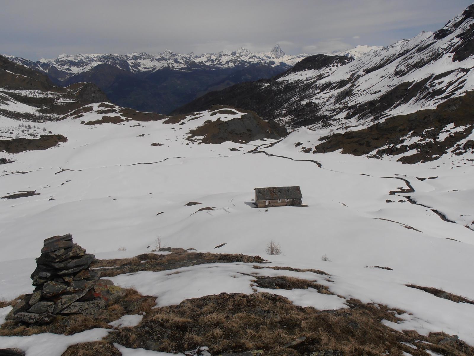 22 - Gran Chaux visto dal punto panoramico a quota 2439