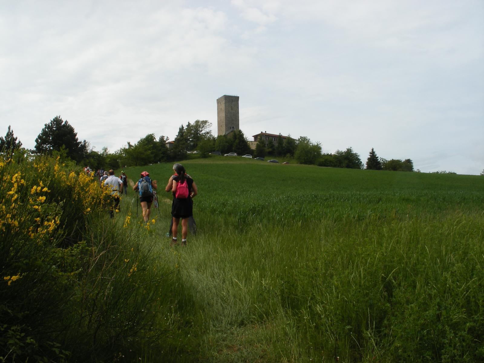 verso San Giorgio Scarampi