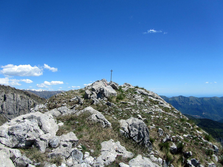 Alta Via dei Monti Liguri Tappa 20: da Rifugio Allavena a Gola di Gouta 2014-05-15