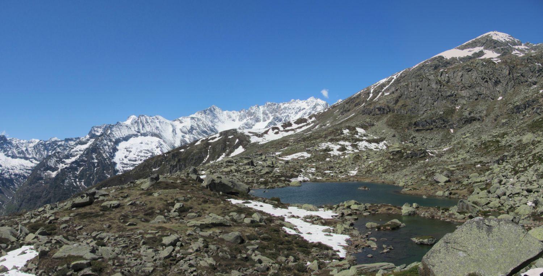 Lago di Sagnasse Inferiore m. 2053