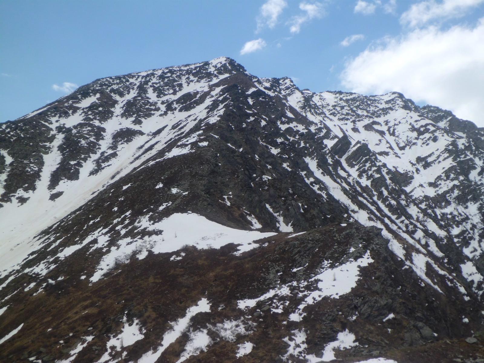 Cresta nord del Doubia