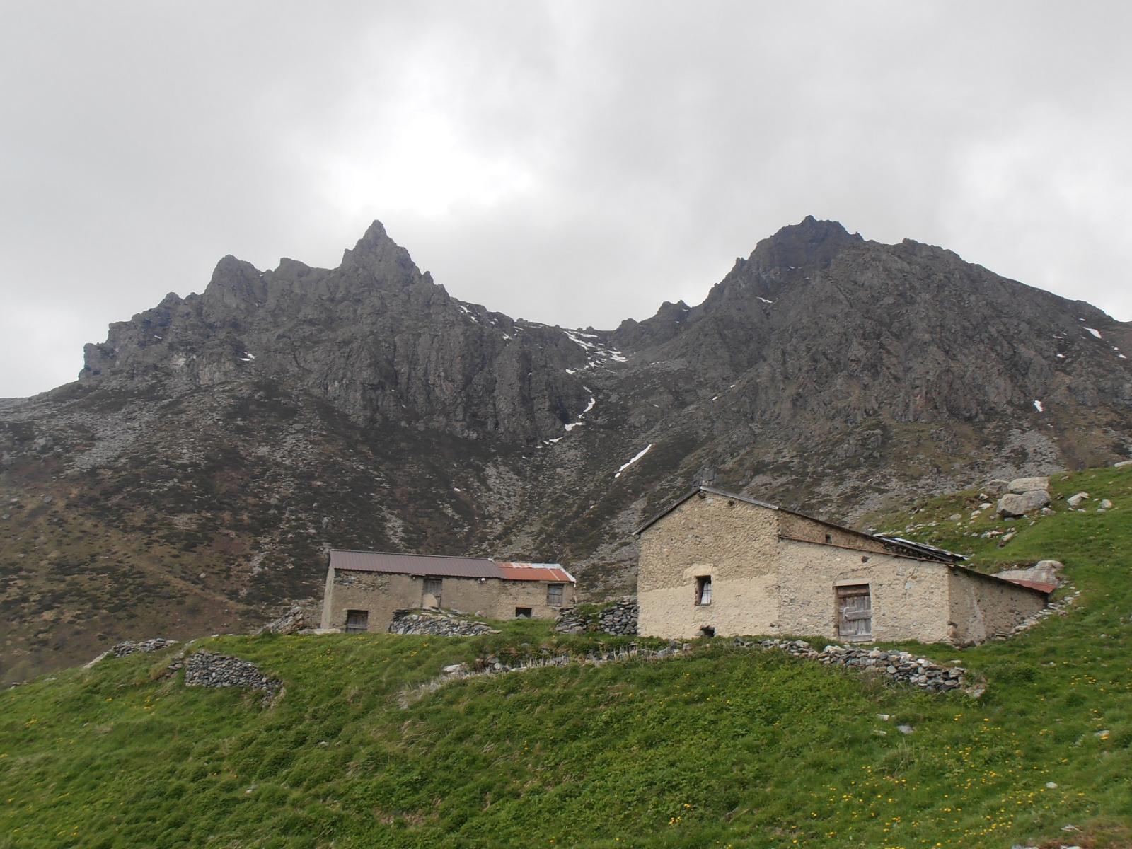 03 - Rocca Patanua dall'Alpe Praburet