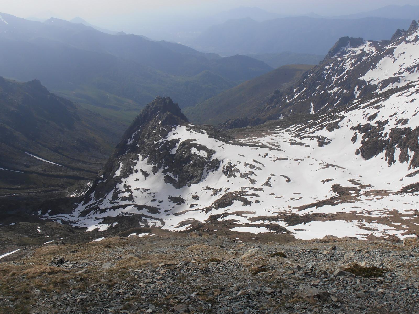 10 - Rocca del Prete e pianoro adiacente