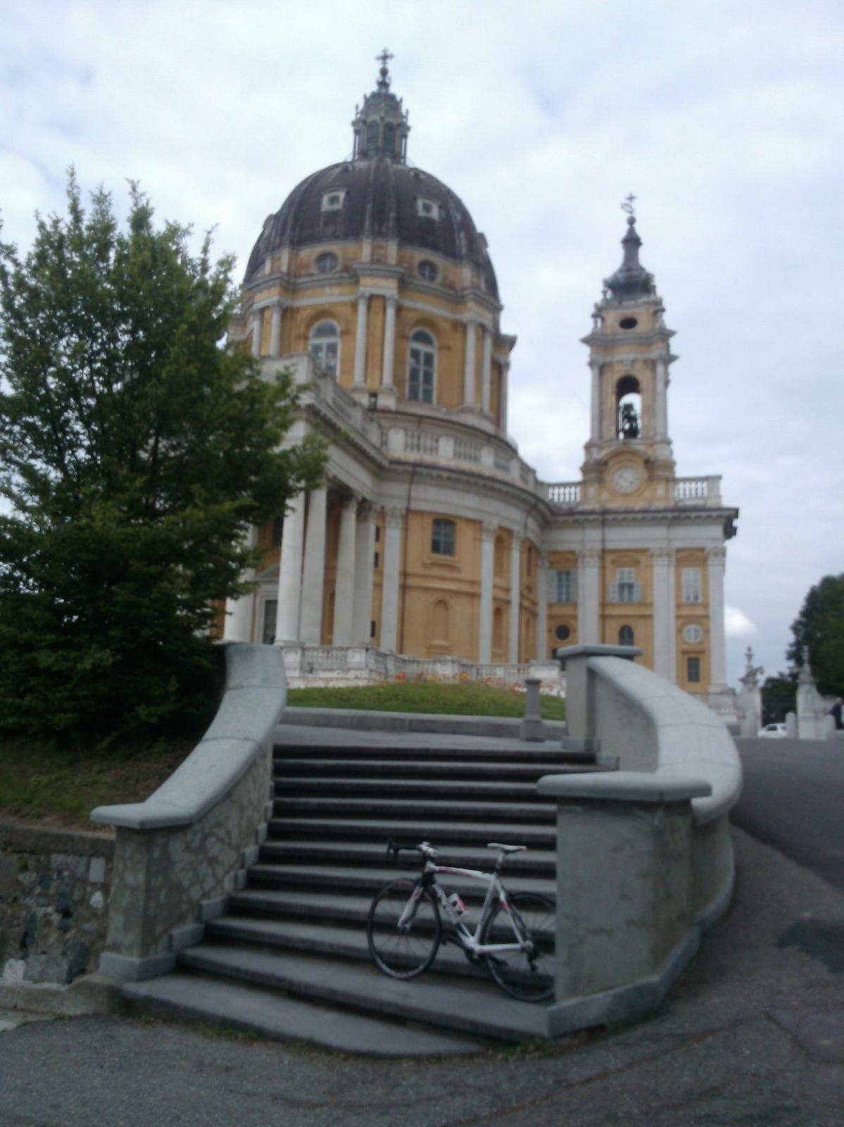 Pina e la Basilica