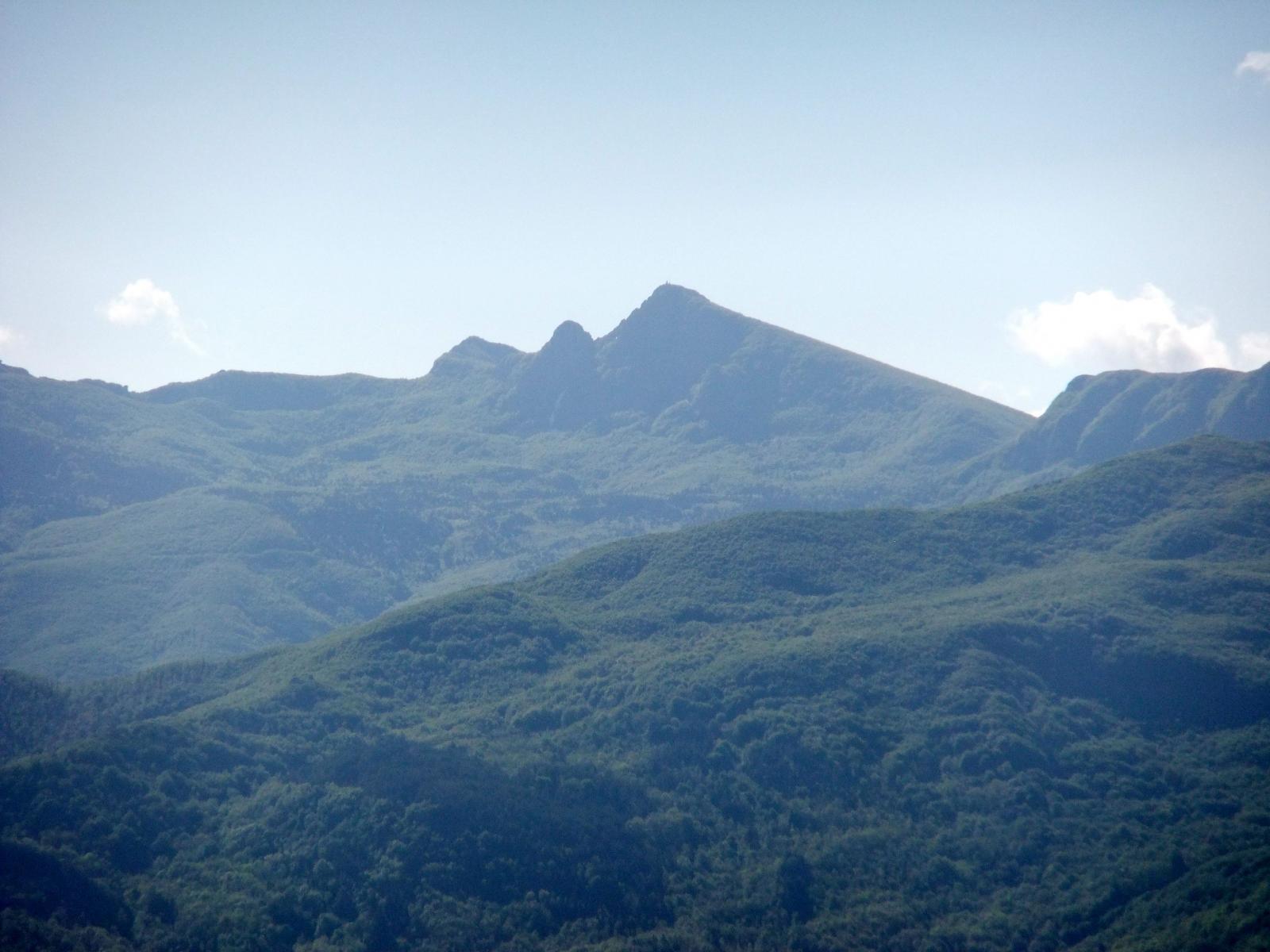 Il Monte Penna dal Gifarco