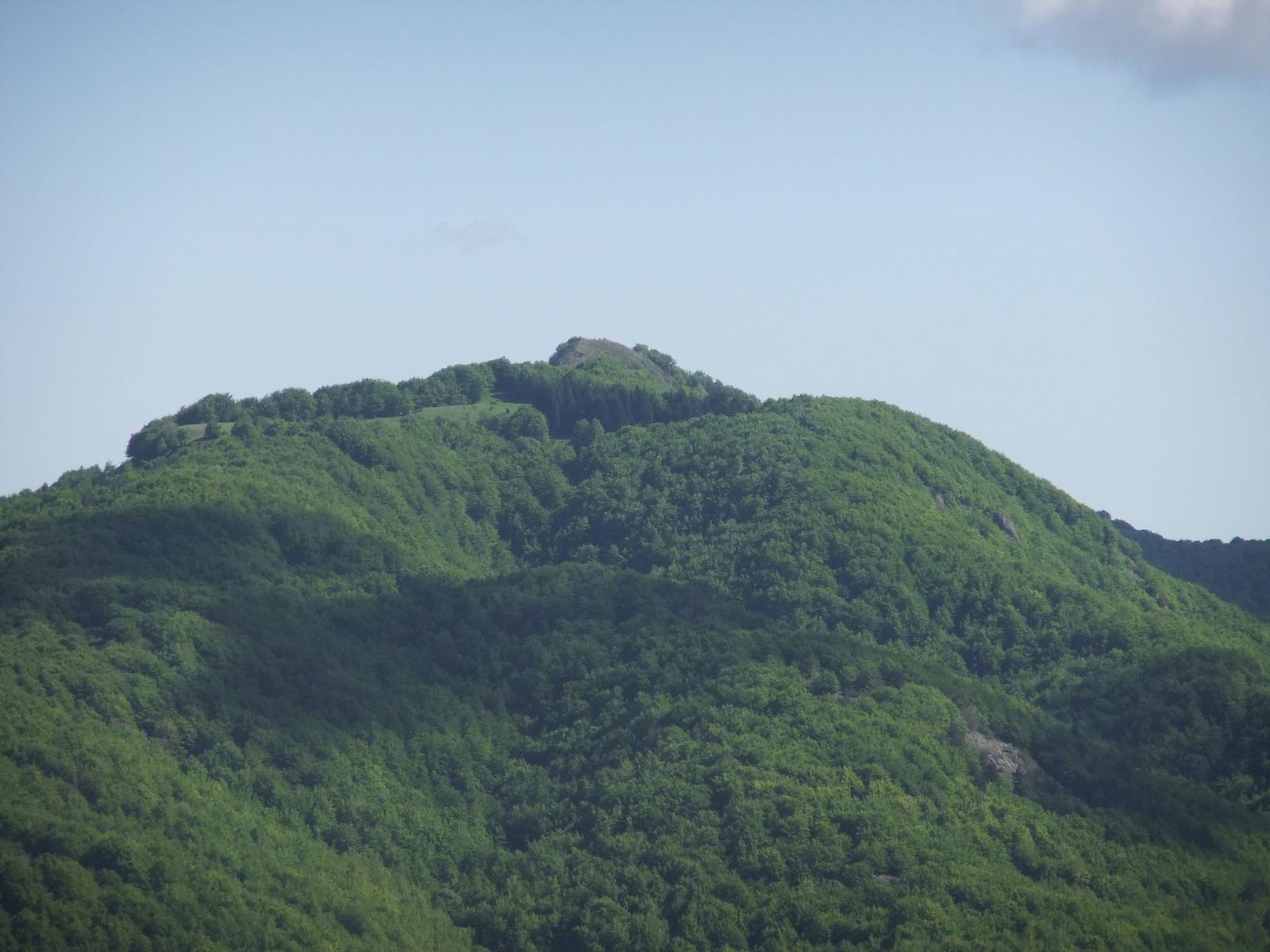 Il Montarlone dal Roccabruna