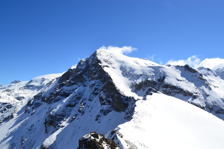 Mont Roisetta dalla cima
