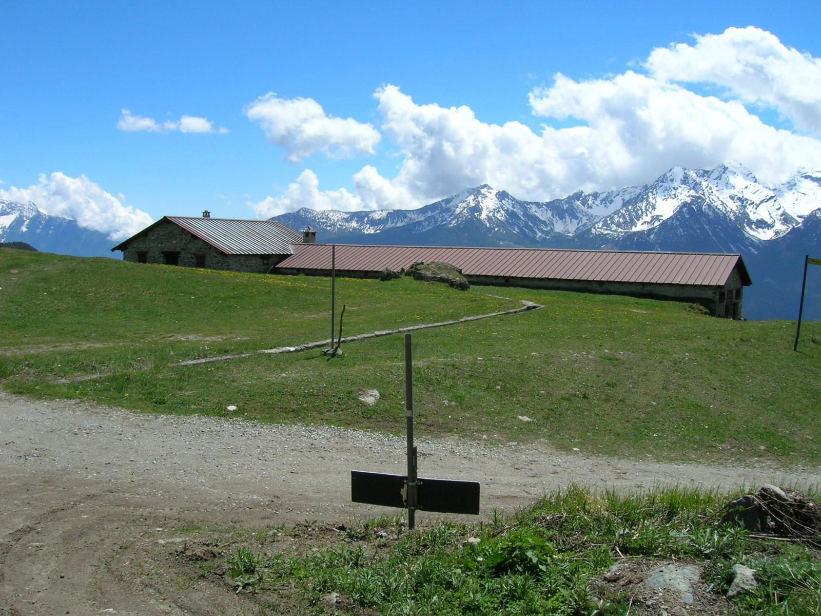 Col de Bornes